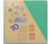 ARTOZ Karten/Couverts 15,5x15,5cm 914501345 90g, grün 10 Blatt