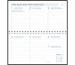 AURORA Novoplan Perl Inhalt 2021 1700P 1W/2S 90x165x5mm