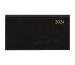 AURORA Novoplan Florence 2021 1715Z schwarz, 1W/2S 90x165x5mm