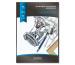 AURORA Millimeterpapier A3 MID101 90g weiss 50 Blatt