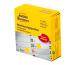 AVERY ZW. Markierungspunkte 10mm 3852 gelb, Spender 800 Stück