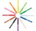 BIC Visacolor XL 4,5mm 892223 12 Farben, Etui