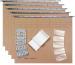 BIELLA Hängenmappen-Set A4 270456.00 olive 5 Stück