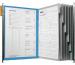 BIELLA Registerhängemappe A4 271430.05 blau 25cm
