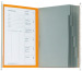 BIELLA Registermappe A4 271430.20 Set, gelb 25cm