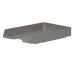 BIELLA Briefkorb Parat-Plast A4/C4 305400.25 grau
