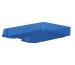 BIELLA Briefkorb Parat-Plast A4/C4 305401.05 blau transparent