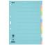 BIELLA Register Karton, blanko A4 460441.00 12-teilig, farbig