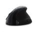 BIOXAR Vertical Ergo-Mouse Black CM8 CM0008BLA 1000 dpi, 6 Buttons, wireless