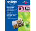 BROTHER InkJet Paper matt 145g A3 BP60-MA3 MFC-6490CW 25 Blatt