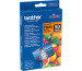 BROTHER Photo Paper glossy 260g A6 BP71-GP50 MFC-6490CW 50 Blatt