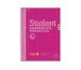 BRUNNEN Collegeblock A4 106792812 kariert, 90g, pink 80 Blatt