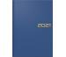 BRUNNEN Buchkalender 2021 A5 107956103 blau d/e/f/i/sp/h 1T/S
