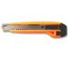 BÜROLINE Cutter 18x100mm 167004 orange