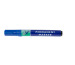 BÜROLINE Permanent Marker 1-4mm 222256 blau