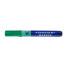 BÜROLINE Permanent Marker 1-4mm 222257 grün