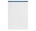 BÜROLINE Büroblock weiss A4 543180 kariert,4mm, 80g 100 Blatt
