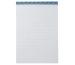 BÜROLINE Büroblock weiss A5 543196 kariert,5mm, 65g 100 Blatt