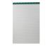 BÜROLINE Büroblock recycling A4 543244 kariert ,4mm, 65g 100 Blatt