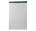 BÜROLINE Büroblock recycling A4 543245 kariert ,5mm, 65g 100 Blatt