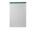 BÜROLINE Büroblock recycling A5 543255 kariert,5mm, 65g 100 Blatt