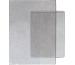 BÜROLINE Ausweishüllen einfach A4 622006 transparent, glatt