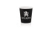 CAFEROYAL Pappbecher 2dl 10167203 schwarz 50 Stk.