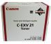 CANON Toner magenta C-EXV21M IR C3380 14´000 Seiten
