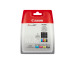 CANON Multipack Tinte BKCMY CLI-551PA PIXMA MG5450 7ml