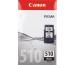 CANON Tintenpatrone schwarz PG-510 PIXMA MP 240 9ml
