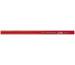 CARAN D´A Bleistift Zimmermann HB 211.272 rot, 25cm