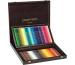 CARAN D´A Farbstifte Supracolor 3,8mm 3888.480 ass. in Holzschachtel 80 Stück