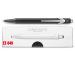 CARAN D´A Kugelschreiber 849 mit Etui 849.809 schwarz metallic
