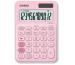 CASIO Mini Taschenrechner MS20UCPK 12-stellig pink