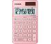 CASIO Taschenrechner BIC SL1000SCP 10-stellig pink