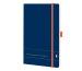 CHRONOPLA Chronobook Origins Elementary 50481Z.21 13.7x21cm 1W/2S, Ocean Blue