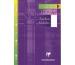 CLAIREFON Ringbucheinlagen A4 1730 blanko 100 Stück
