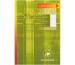 CLAIREFON Schreibpapier A4 5722 5mm, kariert 100 Blatt