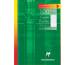 CLAIREFON Schreibpapier A4 5752 5mm, kariert 50 Blatt