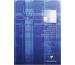 CLAIREFON Ringbuchblock A4 5812 5mm 100 Blatt