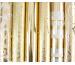 CLAIREFON Geschenkpapier 70x200cm 95887C gold 30 Stück