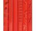 CLAIREFON Geschenkpapier Weihnachten 95892C rot 30 Stück