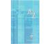 CLAIREFON Adressbuch Stab 17x22cm 9849 5mm, A-Z 96 Blatt