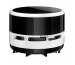 CLAUSS 2Clean Mini Sauger CL5000100 schwarz/weiss batteriebetr.