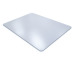 CLEARTEX Bodenschutzmatte Polycarbonat FC1219752 glatte Böden 119x75cm
