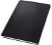 CONCEPTUM Spiralblock A4 CO841 HC,Softwave-Oberfl.black,lin