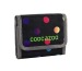COOCAZOO Portemonnaie CashDash 129945 Magic Polka Colorful