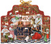 COPPENRAT Zettel-Adventskalender 94390 Küchenherd 52x43cm