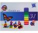 CREAPOINT Knete Creativ-Set 280969 12 Farben Set