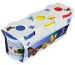 CREAPOINT Knete-Set 280970 3 Farben Set